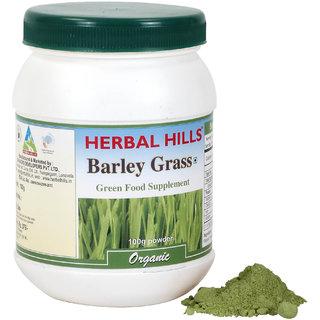Herbal Hills Barley  Grass 100 Gms Powder