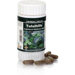 Herbal Hills Tulsihills 60 Capsule