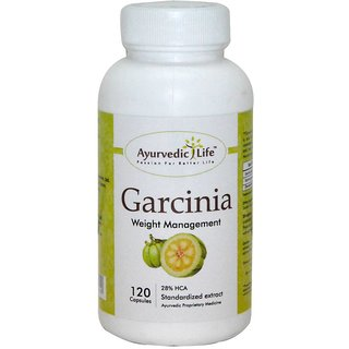 Ayurvedic Life Garcinia 120 capsules