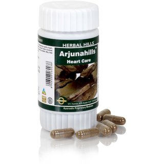 Herbal Hills Arjunahills 60 Capsule