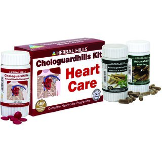 Herbal Hills Chologuardhills Kit