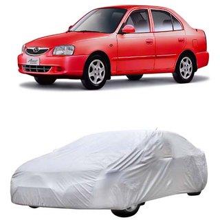 Hyundai ACCENT Car Body Cover Silver