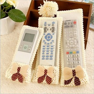 Details about  3 Pcs Set Cute and Attractive Dust Proof Remote Control Cover Protective Case