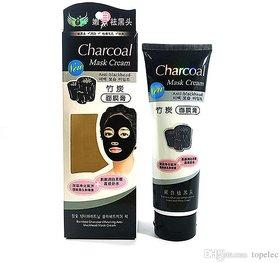 Charcoal Anti Blackhead Face Peel off Black Mask for removing blackheads