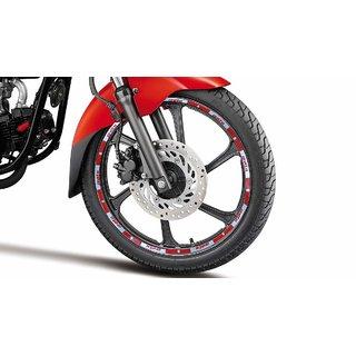 Suzuki Gixxer Motorcycle Bike Rim Stripe Wheel Decal Tape Sticker