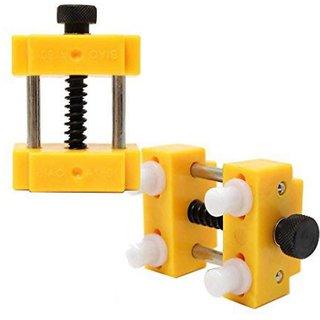 DIY Crafts Adjustable Watch Case Back Opener Repair Remover Holder Tool (1pc)