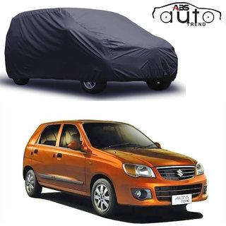 ABS AUTO TREND Matty Grey Car Cover Maruti Suzuki Alto K-10