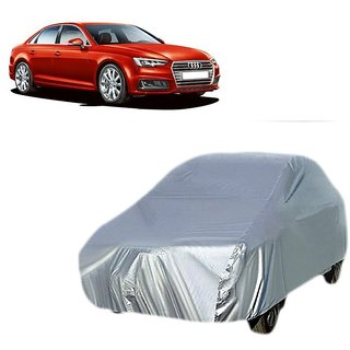 InTrend All Weather  Car Cover For Maruti Suzuki A-Star (Silver Without Mirror )