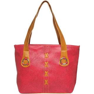PinkColor Stylish hand Bag  For Girls /Women