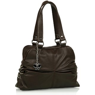 Butterflies Women ( Brown ) Handbag BNS 0178