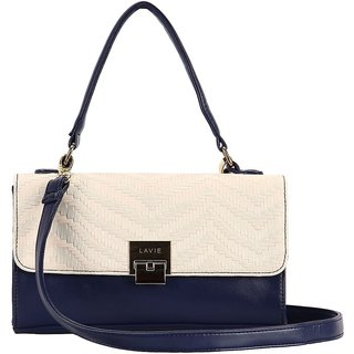 lavie  Enahnce Your Outfit With A Weave Textured Bag HJBV614040B2
