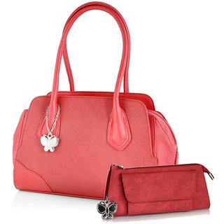 Butterflies Self Design Casual Handbag