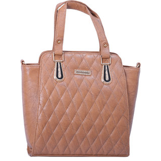 Purse Hut Brown Handbags for Womes's and Girls