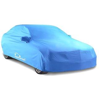 Autofurnish  Stylish Parker Car Body Cover For Mahindra Verito -  Aqua