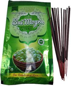 Utkarsh Pack of 2 Sai Dry Fresh Jasmine Fragrance Incense Sticks Agarbatti for Worship/puja and Mediation (100 Grams)