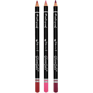 Buy 2 GlamGals Lip Liners & Get 1 Free