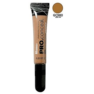 Alamos Pro HD Conceal High Definition Concealer Cool Tan (980)