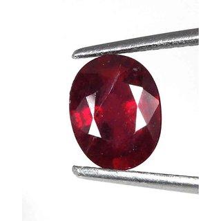 Gurpreet Gems 7.25 Carat Certified Natural Jaipuri Ruby (Manik) Stone