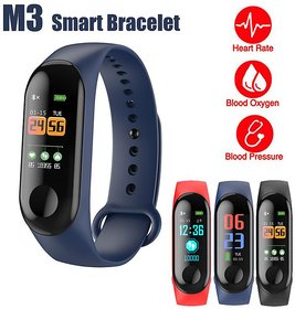 Grind sapphire M3 Intelligence Bluetooth Health Wrist Smart Band Watch Monitor/Smart Bracelet/Health Bracelet