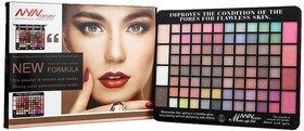 NYN makeup kit 48 eyeshadow 3 blusher 1 compact by TMG