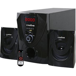 Krisons Nexon2.1 Bluetooth home theater system