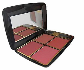 Br Blusher Palette Travel Kit With 4 Shades And 1 Brush