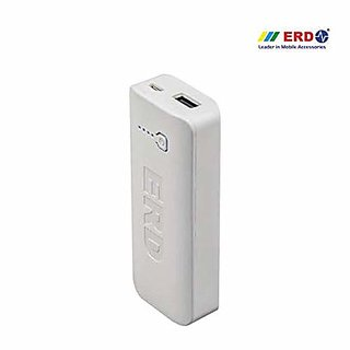 HM ERD 5000mah Power Bank With Fast Charging