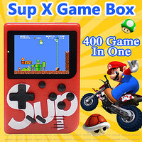 Original SUP Gameboy Video Game Gamepad 168 Classic Games in 1 SUP Gameboy Retro FC Classic Games Nintendo Game Console