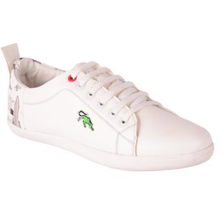 For Feet Girls White Synthetic Casual Shoes