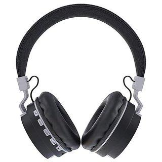 Corseca Carnival DM6200 Wireless On-Ear Headphones with Mic Black