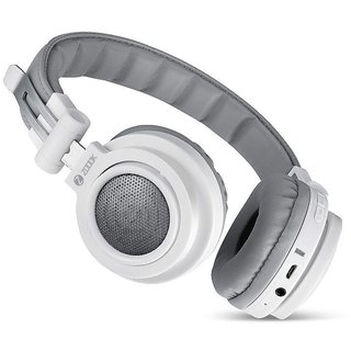Zoook Rocker Bass X1000 On-Ear Bluetooth Headphones White