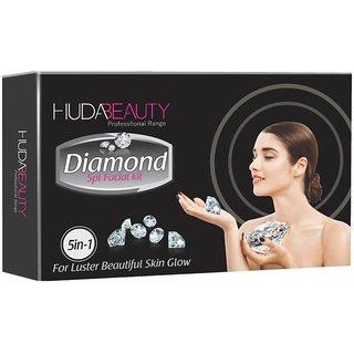 Huda Beauty Professional Range Diamond Facial Kit 490 g