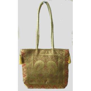 Tulip Designer HandBag Handcrafted Rajasthani Emboiderey for Women