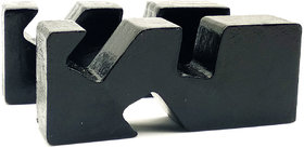 VAH  various angles  Design Mobile Phone Stand / Holder For Smartphone (Black)