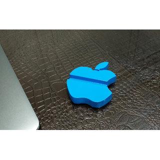 VAH  Apple Design Mobile Phone Stand / Holder For Smartphone (Sky Blue)