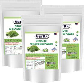 Organic Wheat grass Powder (pack of 3)-250 Grams OFF