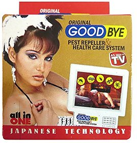 POPULARKART Super Good Bye 4 in 1 Pest Repeller cum Health care system Pack Of 1