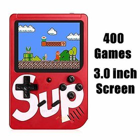 Children Retro Game Box SUP 400 in 1 Games Console Handheld Game PAD