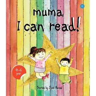 Muma, I can read!