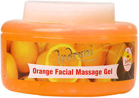 Indrani Orange Facial Massage Gel 200 gm