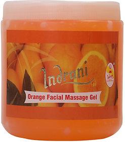 Indrani Orange Facial Massage Gel 500 gm