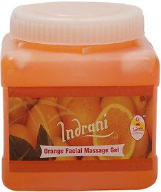 Indrani Orange Facial Massage Gel 1 kg