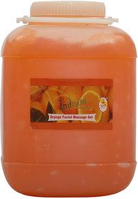 Indrani Orange Facial Massage Gel 5 kg
