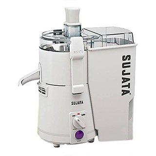 Sujata Powermatic PM 900-Watt Juicer (White)