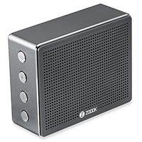 Zoook Rocker Chrome Metal Bluetooth speaker with TF