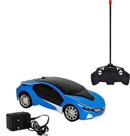 Shribossji Remote Control Electric Chargeable Lightning Famous Car for kids/children (color may vary)