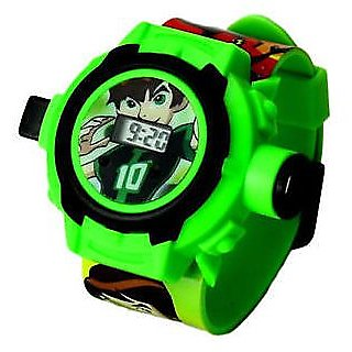 only4you Ben 10 Projector Wrist Watch