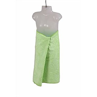 Dazzle Baby Bath Towel Baby Gown Soft Terry Extra Absorbent Wrapper New Born to 6 Month