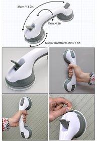 Zahab Bathroom Helping Handle Handrail Non Slip Bathroom Accessories Suction