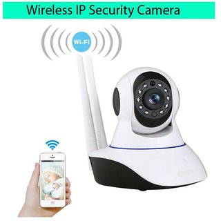 home Security IP Camera Wireless Surveillance Camera Wifi 720P Night Vision Dual Antenna Support IP Dome 720p Camera